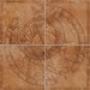 Orbis Керамогранит ORBIS Brown rozeta GDT62009 декор