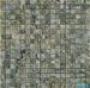 Мраморная мозаика Zaijian Sheets VERDE ROSA