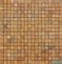 Мраморная мозаика Zaijian Sheets GIALLO COPPER