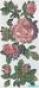 Мозаичное панно Vetricolor Springrose Bianco B
