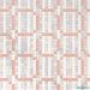 Мозаичное панно Vetricolor Rings Pink
