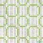 Мозаичное панно Vetricolor Rings Green