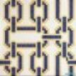 Мозаичное панно Vetricolor Chains Blue