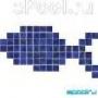 Мозаичное панно Piscine Pesce A