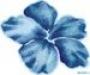 Мозаичное панно Piscine Ibiscus