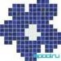 Мозаичное панно Piscine Fiore 94
