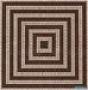 Мозаичное панно Opus Romano Wenge Marrone