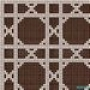 Мозаичное панно Opus Romano Vienna Marrone