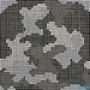 Мозаичное панно Opus Romano Mimetico B