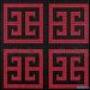 Мозаичное панно Opus Romano Key Red