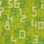 Мозаичное панно Opus Romano Data green