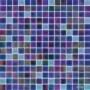 Мозаичная смесь JNJ Iridium 20х20 мм, 327х327 JC 728