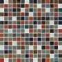Мозаичная смесь JNJ Iridium 20х20 мм, 327х327 JC 713