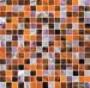 Мозаичная смесь JNJ Gold Link 20х20 мм, 327х327 JC 889