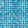 Мозаичная смесь JNJ Gold Link 20х20 мм, 327х327 JC 865