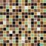 Мозаичная смесь JNJ Gold Link 20х20 мм, 327х327 JC 849