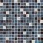 Мозаичная смесь JNJ Gold Link 20х20 мм, 327х327 JC 821