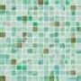 Мозаичная смесь JNJ Gold Link 20х20 мм, 327х327 JC 808