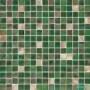 Мозаичная смесь JNJ Gold Link 20х20 мм, 327х327 JC 803