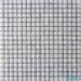 Мозаика однотонная Zaijian 15х15 mm, 300х300 mm LAVA BIANCO