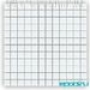 Мозаика однотонная Serapool фарфоровая 2,5х2,5 см, белая