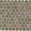 Мозаика однотонная JNJ круглая, 283х263 мм SB47-B