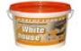 Влагостойкая супербелая вододисперсионная краска для стен и пото