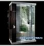 Душевая кабина glass anthropos (свободностоящая) 120х100, кабина