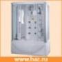 Пристенные душевые кабины Attoll A-0828 CWS