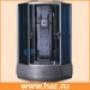 Угловые душевые кабины Tivoli ANS-836R touch screen X R