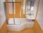 Ванна акриловая RAVAK BeHappy 160x75