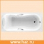Прямоугольные ванные Roca Akira 170