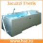 Прямоугольные ванные Jacuzzi Fonte