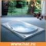 Прямоугольные ванные Jacuzzi Euro