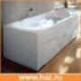 Прямоугольные ванные Jacuzzi Hiblis