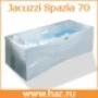 Прямоугольные ванные Jacuzzi Spazia 75