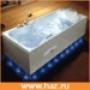 Прямоугольные ванные Jacuzzi Thya extra 75