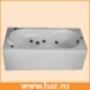 Прямоугольные ванные Bas AHIN