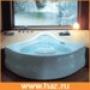 Угловые ванные Jacuzzi Fiore