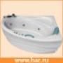 Угловые ванные AquaPool Лагуна гм