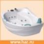 Угловые ванные AquaPool Корсика