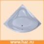 Угловые ванные Alpen RUMINA 140