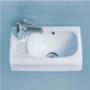 Раковина IDO Miniara 11550-01-101 правая